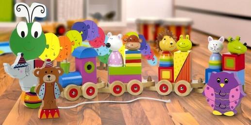 Proč kupovat dřevěné hračky?