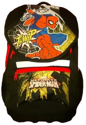 KARTON P+P Marvel SPIDERMAN školní batoh 2217bce4a9