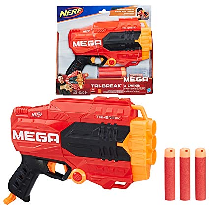 Nerf Mega Tri Break 8+