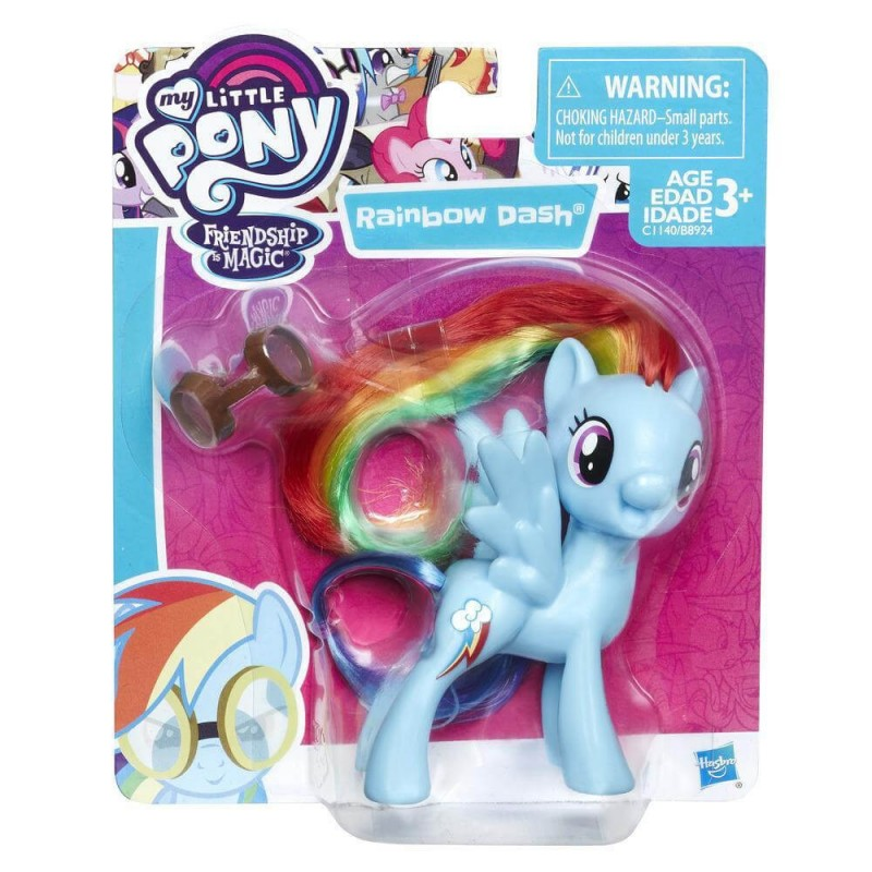 Hasbro My Little Pony Přátelé Rainbow Dash