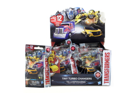 Hasbro TRA MV5 Mini 1x transformace