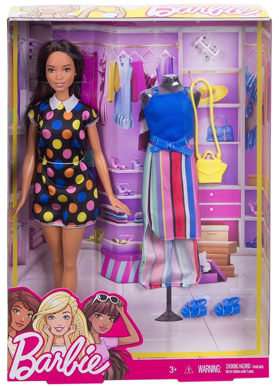 Panenka Barbie Tereza Fashion