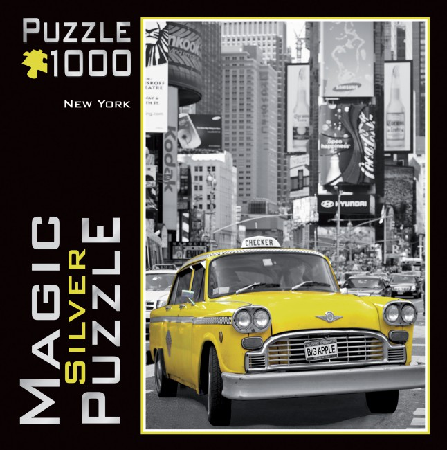 MIC 387,5 - Silver Puzzle
